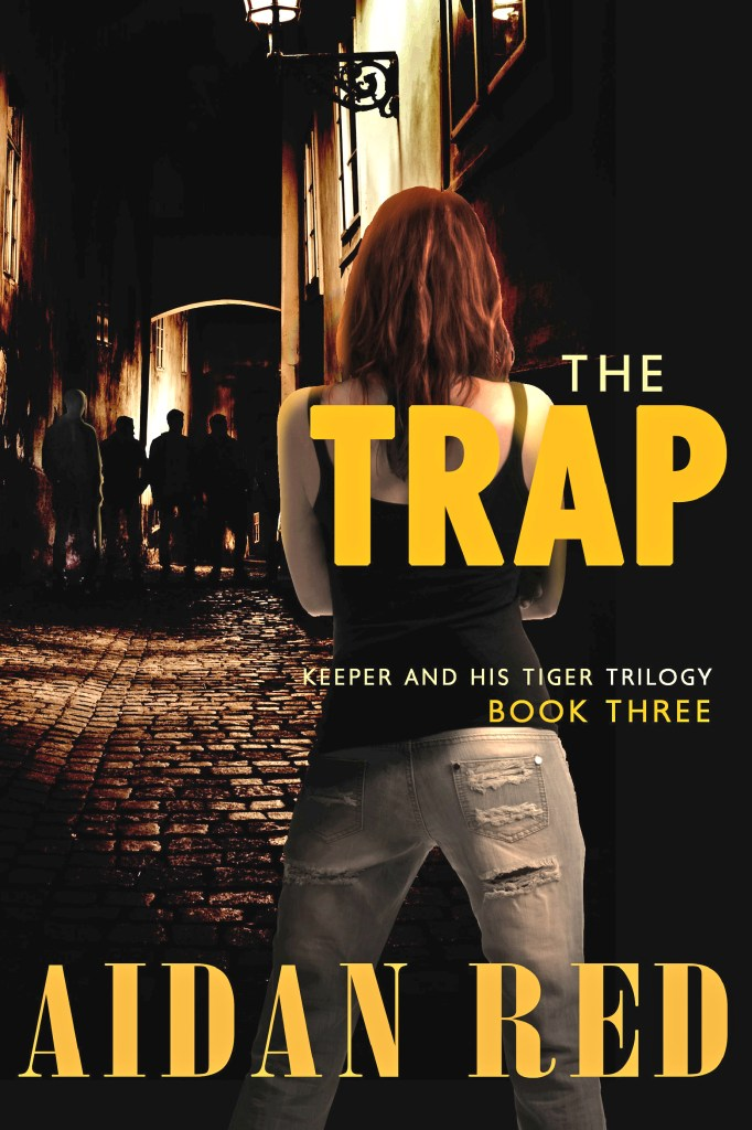 Book Cover: Keeper and His Tiger Book 3