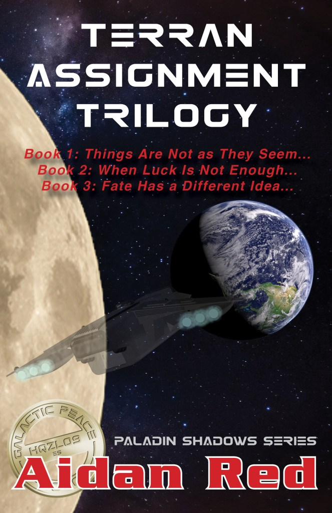 Book Cover: Terran Assignment Trilogy