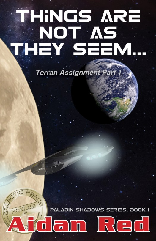 Book Cover: Terran Assignment Part 1