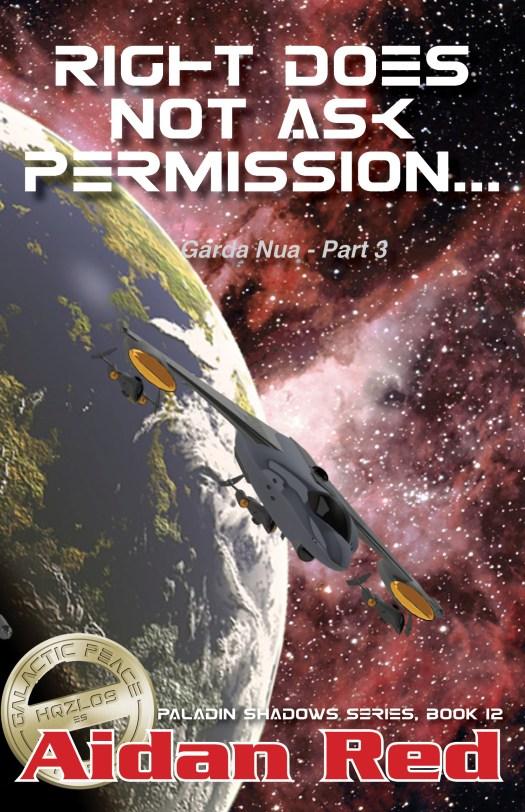 Book Cover: Garda Nua Part 3
