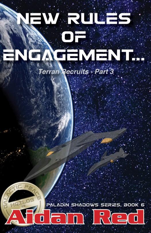 Book Cover: Terran Recruits Part 3