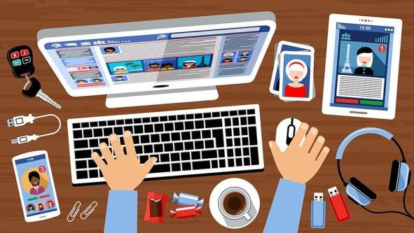 Adecua el contenido a cada red social