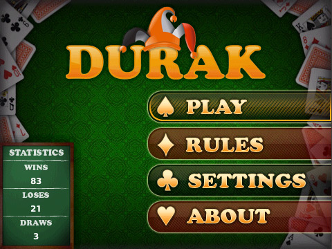 Durak card game infected Google Play Store was detected by Avast and removed