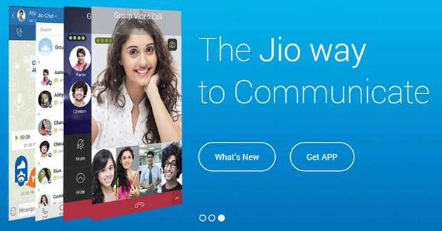 Reliance Jio Chat Review