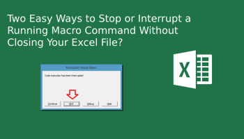 Two Easy Ways to Cancel a Command or Interrupt Any Ongoing