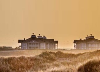 Schickes Beach-Motel an der Nordsee: Relaxen in St. Peter-Ording im Dove Spa
