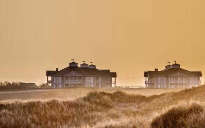 Schickes Beach-Motel an der Nordsee: Relaxen in St. Peter-Ording im Dove Spa