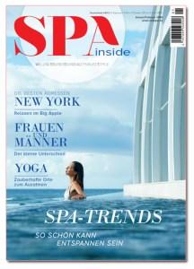 SPA inside - Das Wellness-Reise-Magazin