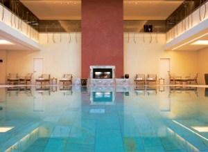Das Wald & Schlosshotel Friedrichsruhe ist laut  Relax Guide 2014 das beste deutsche Wellness-Hotel