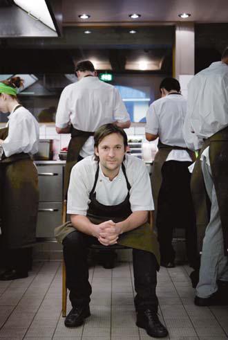 Das Restaurant Noma von Spitzenkoch René Redzepi bietet nordische Spezialitäten auf höchstem Niveau