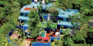 Cool Spa im Sri Panwa, Phuket, Thailand