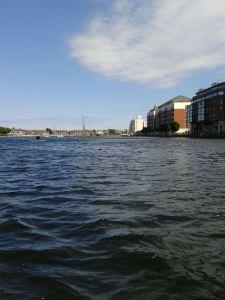 Kanaltour durch Dublin