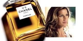 Gisele Bündchen: Chanel No 5