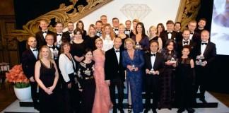Cosmopolitan Prix de Beauté 2015: Die Sieger. Foto: Christian Rudnik
