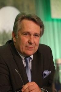 Claus M. Kobold ist neuer DGV-Präsident. Foto: Rafael Herlich