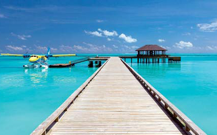 Atmosphere Kanifushi, Malediven