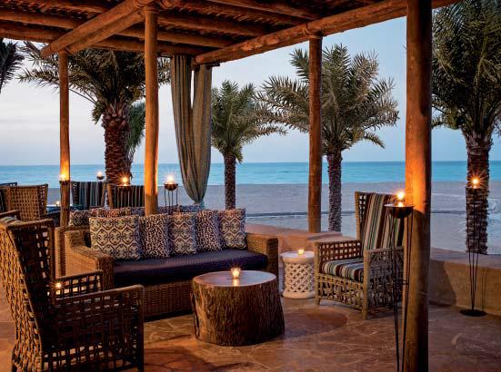 The St. Regis Saadiyat Island, Abu Dhabi