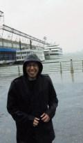Ende Oktober 2012 wirbelte Monstersturm Sandy alles durcheinander. Ulrich Lang schrieb für uns Tagebuch