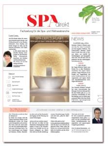 SPA direkt - Ausgabe 01/2015