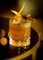 Gingerbread Old Fashioned