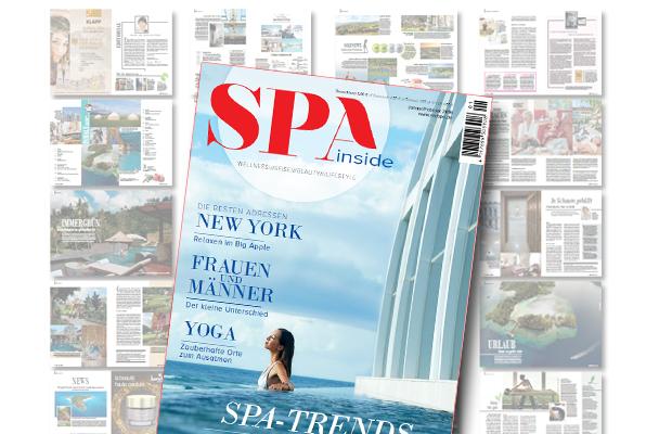 SPA inside: Neues Design und Layout ab 2016