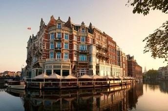 Amsterdam Hotel Europe 2