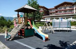 Kinderhotel Oberforsthof mit Streichelzoo (3)
