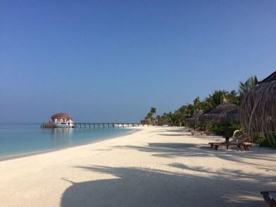 Herrlichster Strand mit puderweißem Sand