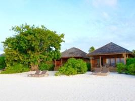 Das Hurawalhi Island Resort liegt 40 Flugminuten vom Flughafen Malé entfernt.