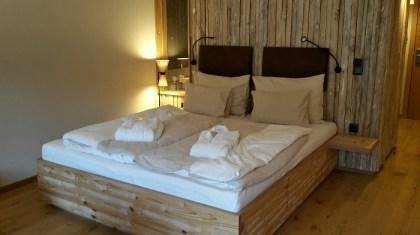 Die Premium Suite Liesl bietet mit 49m² viel Platz