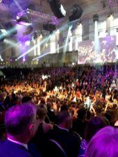 Duftstars 2018: Gala im ehemaligen Flughafen Berlin-Tempelhof