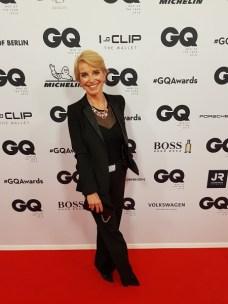 Für INSIDE beauty war Susanne Stoll bei der Verleihung