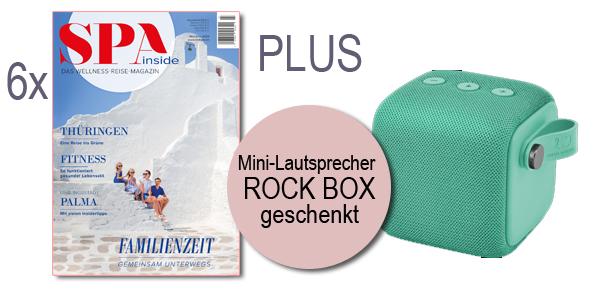 Abo-Prämie Rock Box