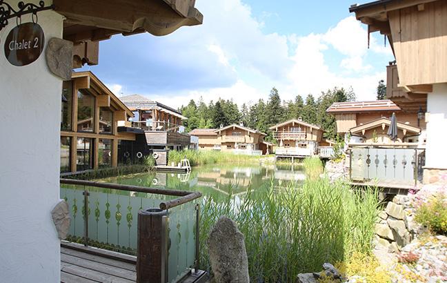 Inns Holz Hotel & Chaletdorf