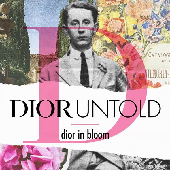 Dior Untold - Dior in blossom