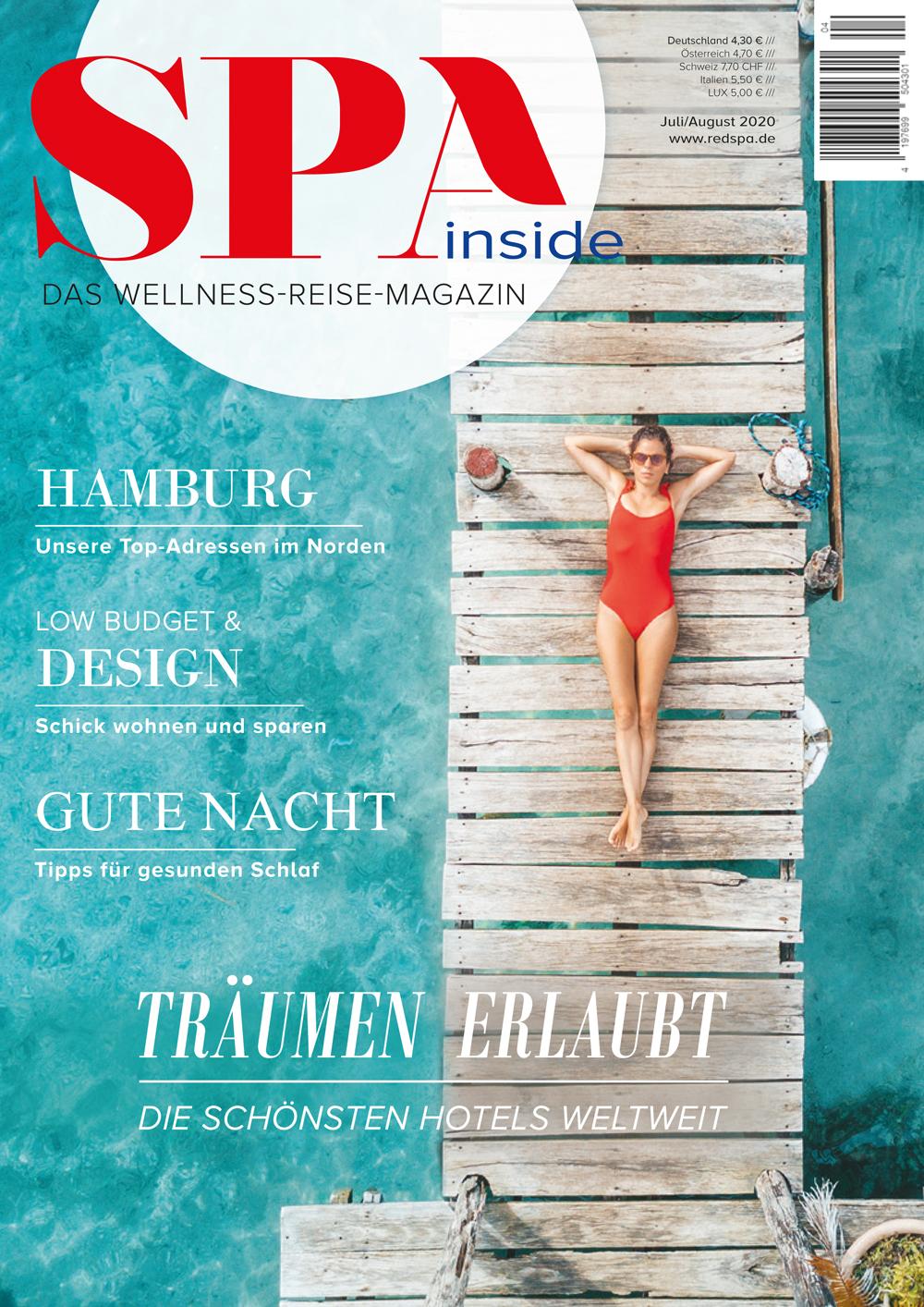 SPA inside - Ausgabe 04/2020