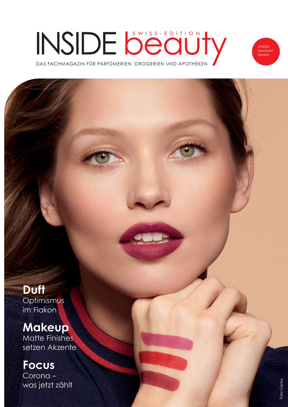 INSIDE beauty Swiss - Ausgabe 03/2020
