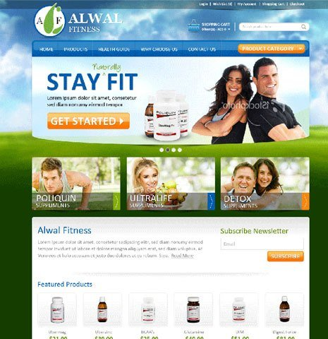 Alwal Fitness Shopping Store