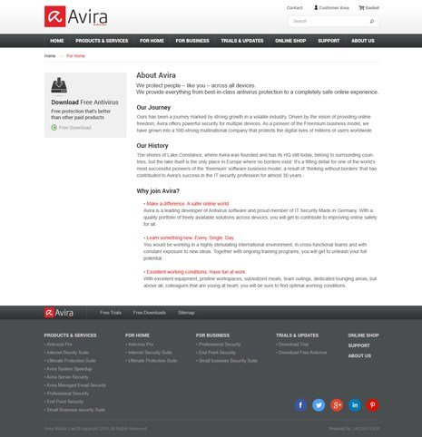 Avira Middle East