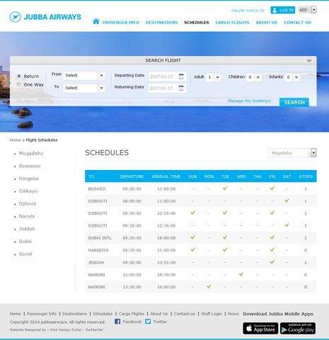 Juba Airways