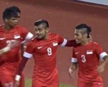 Video: U23 Brunei vs U23 Singapore