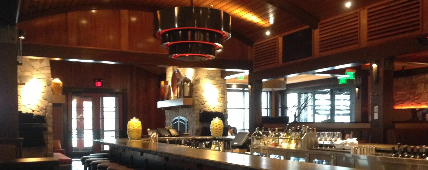 Burlington Redstone Grill