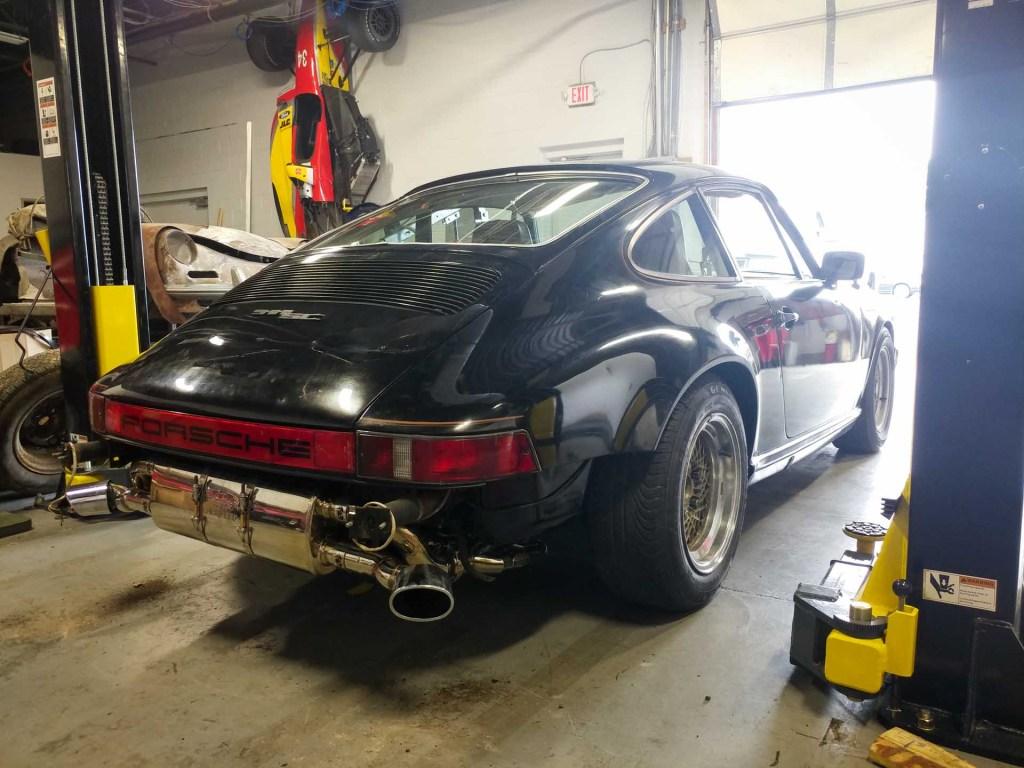 1978 porsche 911 sc engine rebuild