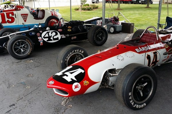 gurney eagle cars