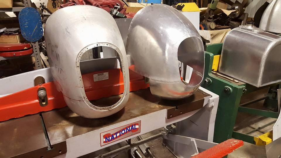 midget sprint car nose