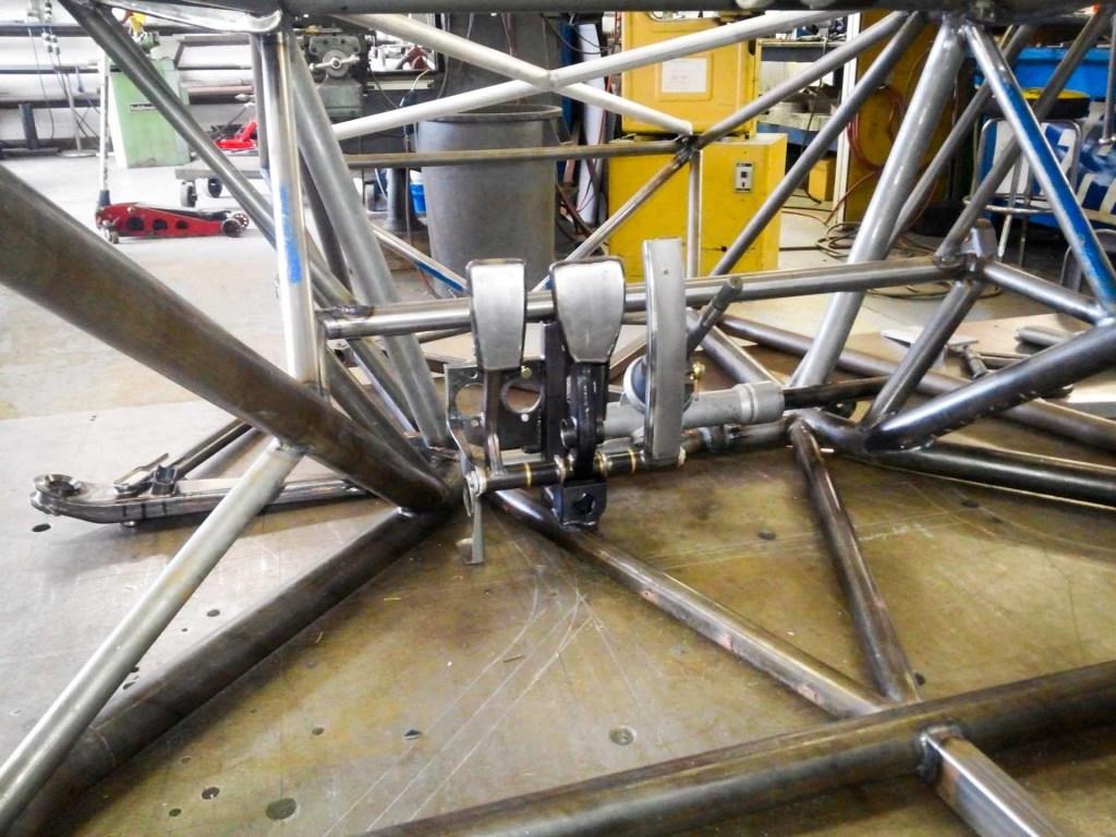 porsche 935 pedal assembly