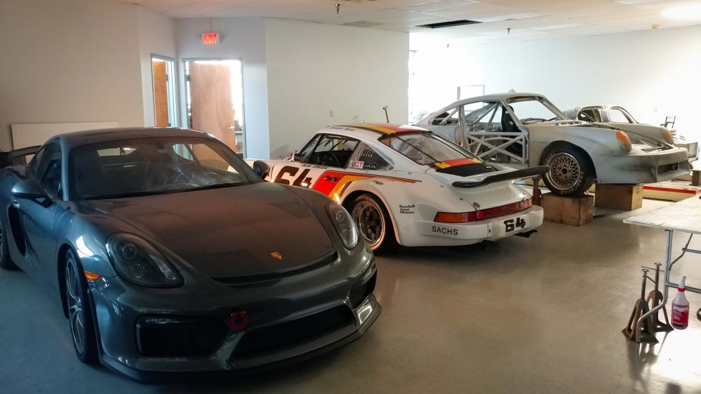 redstone performance engineering porsche shop