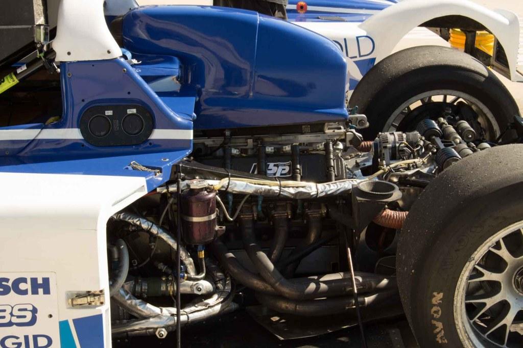 riley & scott mk III engine