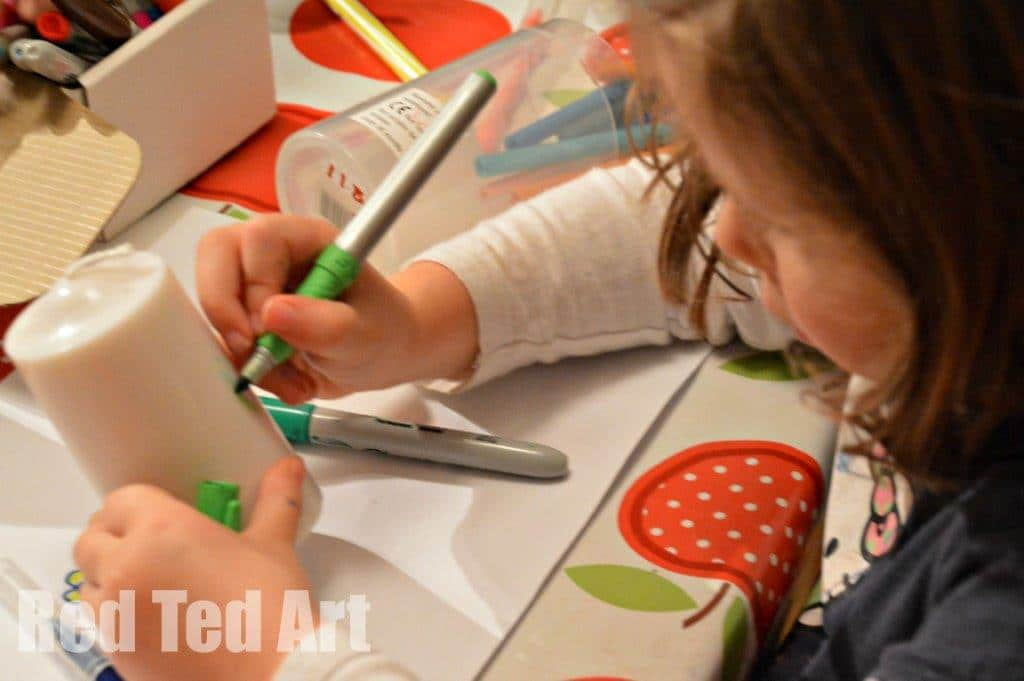 Gift Ideas For Kids Candles Red Ted Arts Blog
