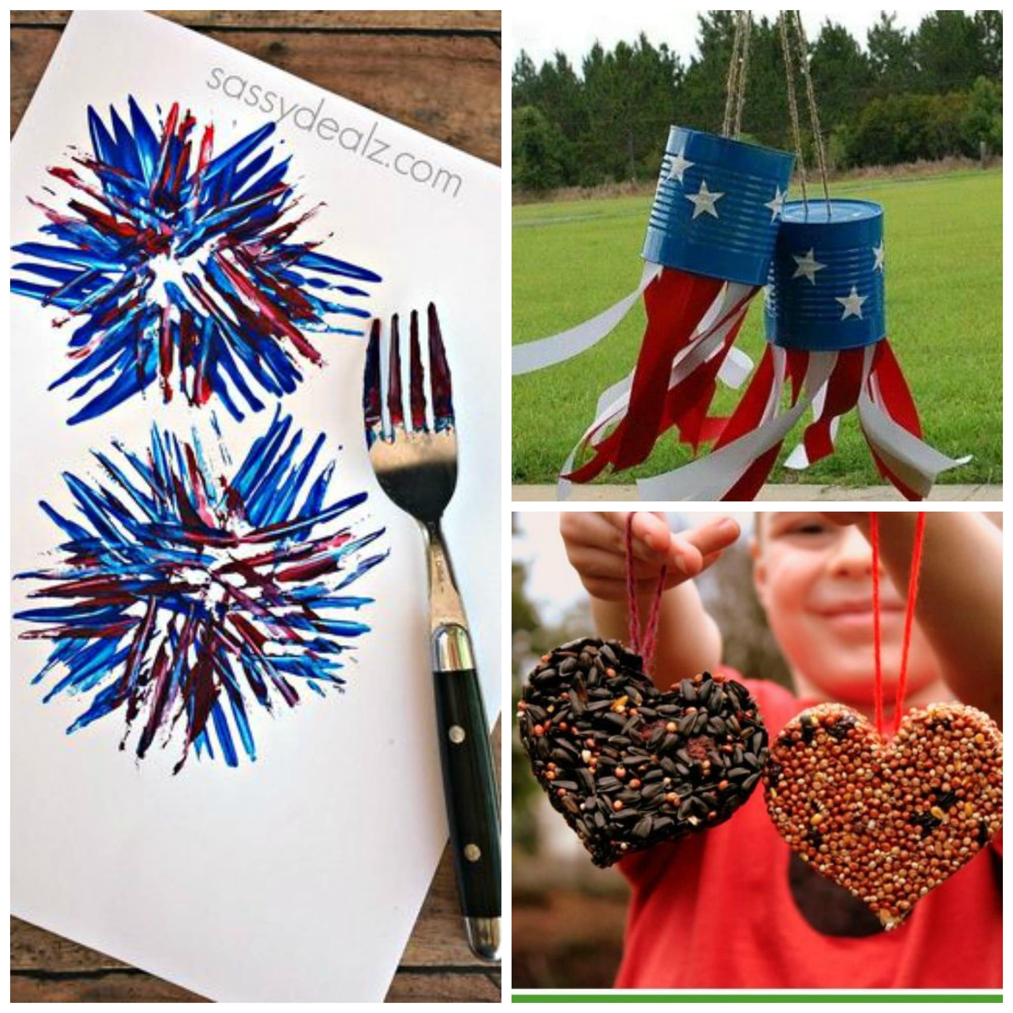 Kids Craft Ideas From Pinterest